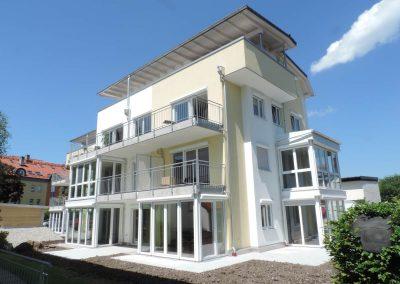 Mehrfamilienhaus Baujahr 2014