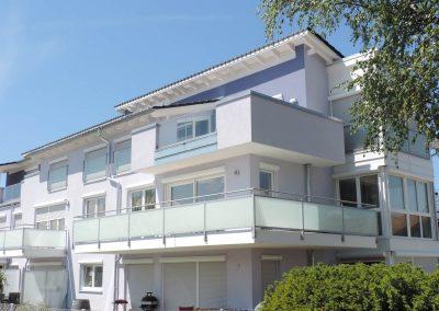 Mehrfamilienhaus Baujahr 2016