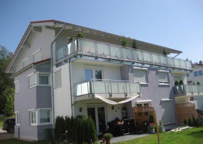 Mehrfamilienhaus Baujahr 2012