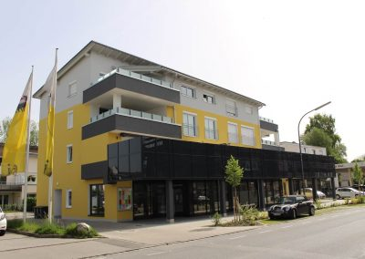 Mehrfamilienhaus Baujahr 2013