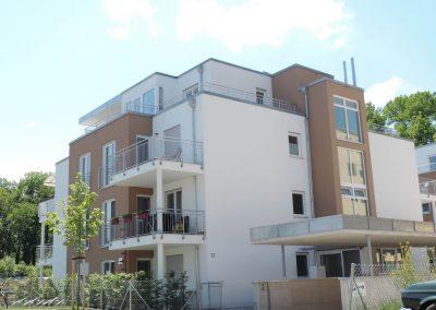 Mehrfamilienhaus Baujahr 2015